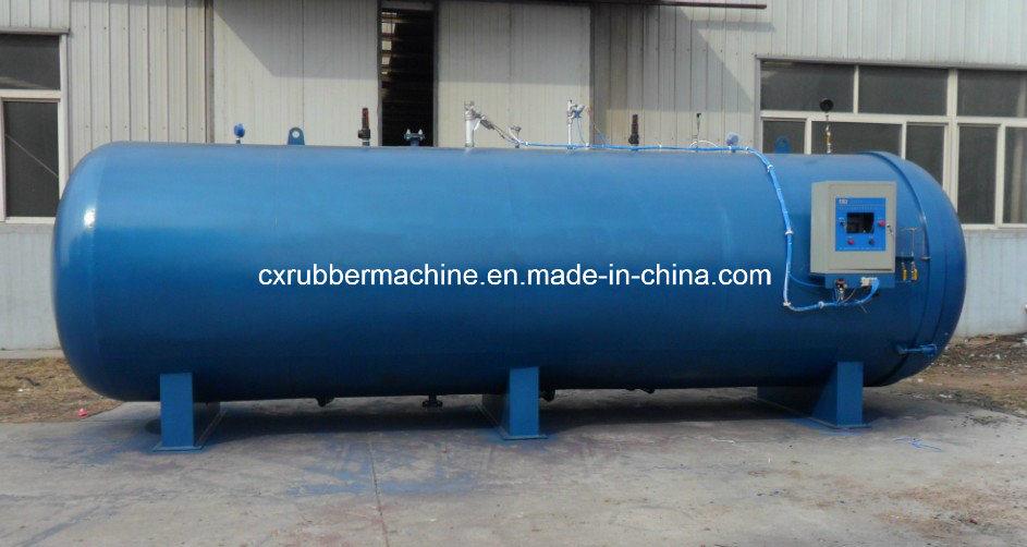 Advanced Technical Rubber Hose Autoclave (ASME)