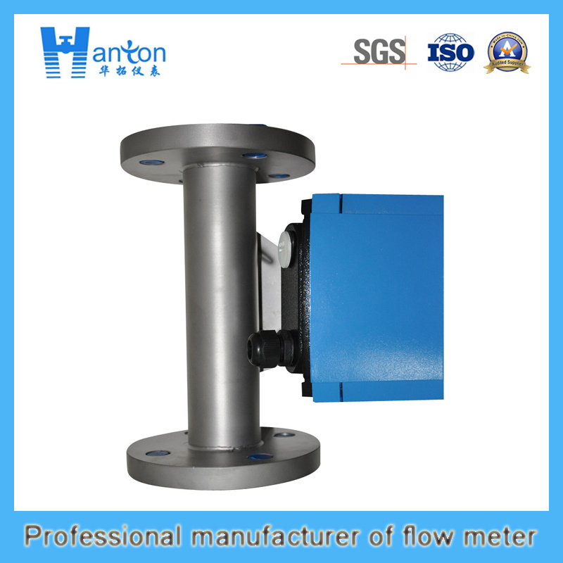 High Precision Metal Tube Liquid Flowmeter Ht-195