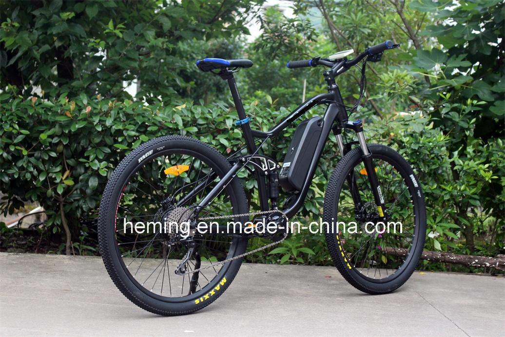 36V 250W Brushless Rear Motor Man Electric Mountain Bike E-Bike