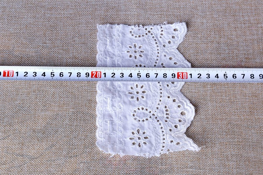 High Qualily Cotton Lace