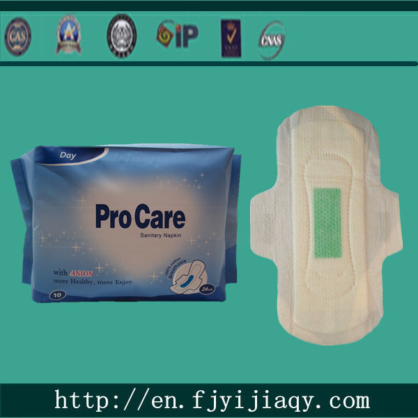 Anion Sanitary Napkin//Sanitary Pads
