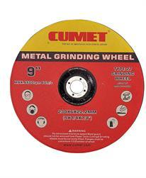 Flat Center Grinding Wheel for Metal (230X6.0X22.2) Abrasive with MPa Certificates