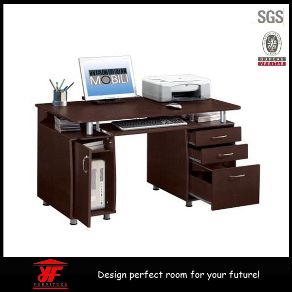 amazon home office furniture wooden computer desk with drawers amazon home office furniture