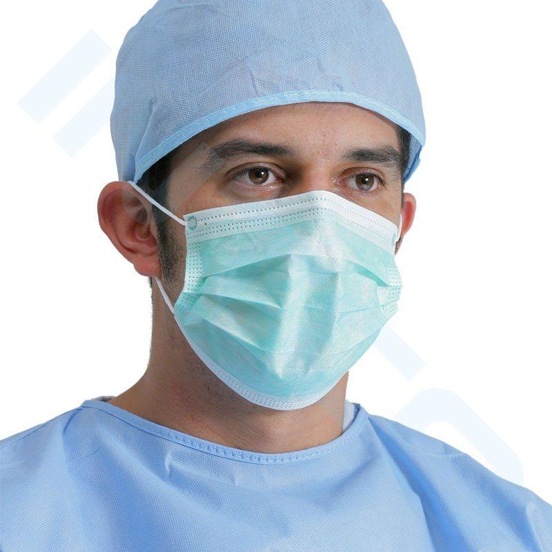Surgeon face