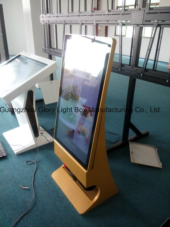 Mall Shop Shoe Clearing Advertising Media Player LCD TV