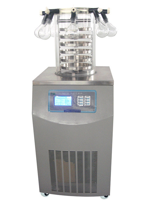 Lgj-18s Freeze Dryer (manifold type)