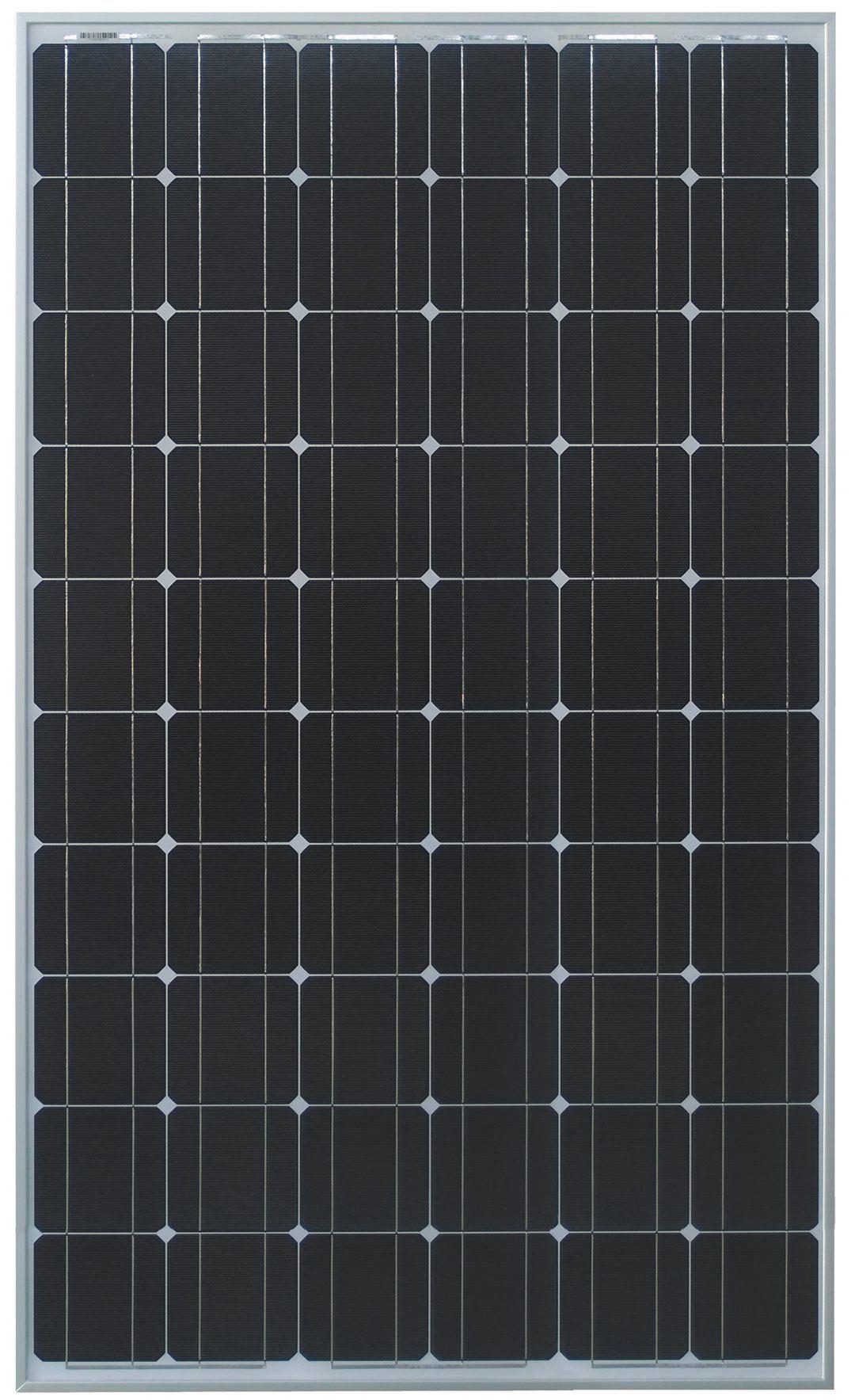 300W Mono PV Solar Power Panel Wtih TUV ISO