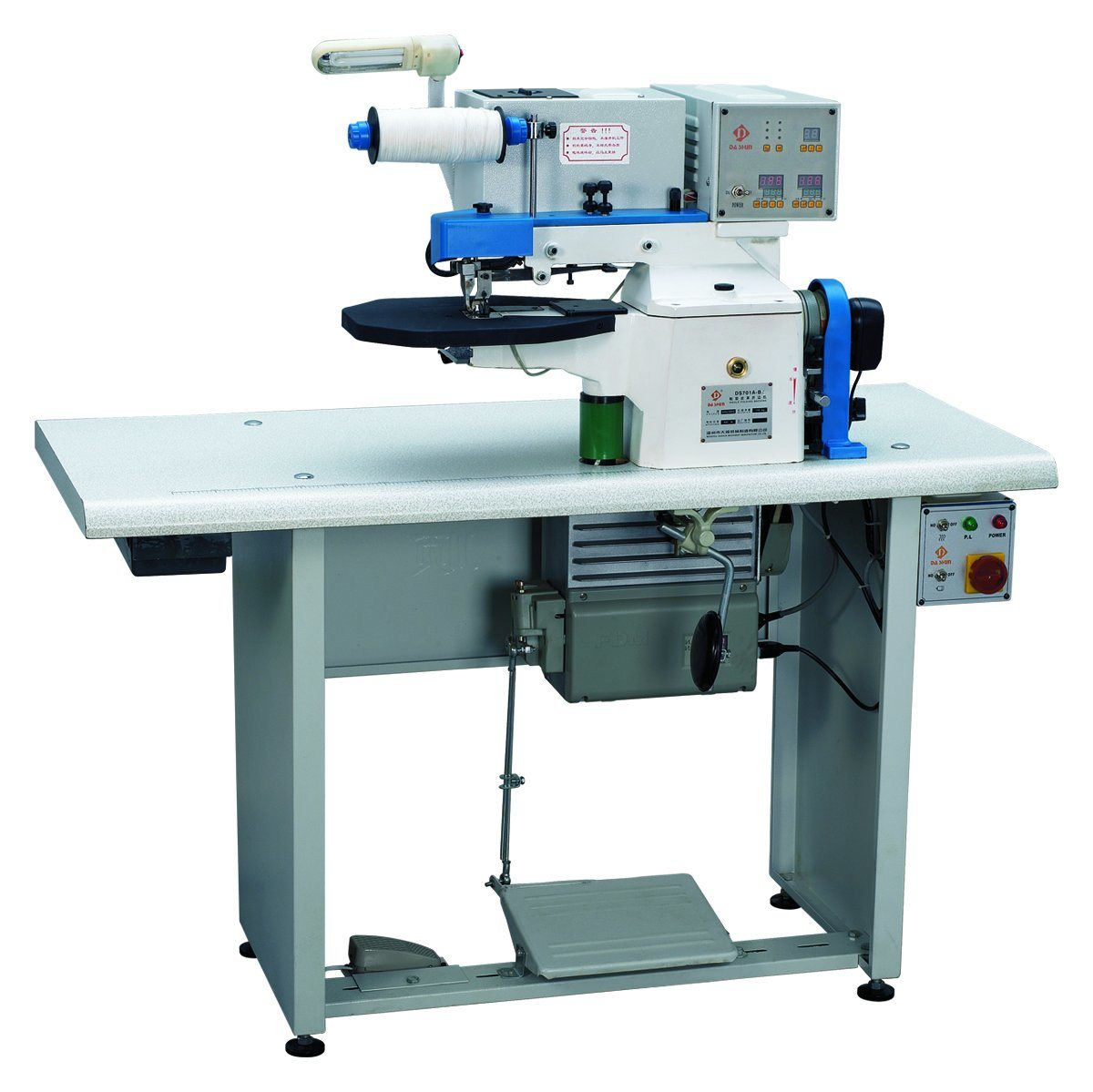 Thermo Cementing & Folding Machine for Shoe Making