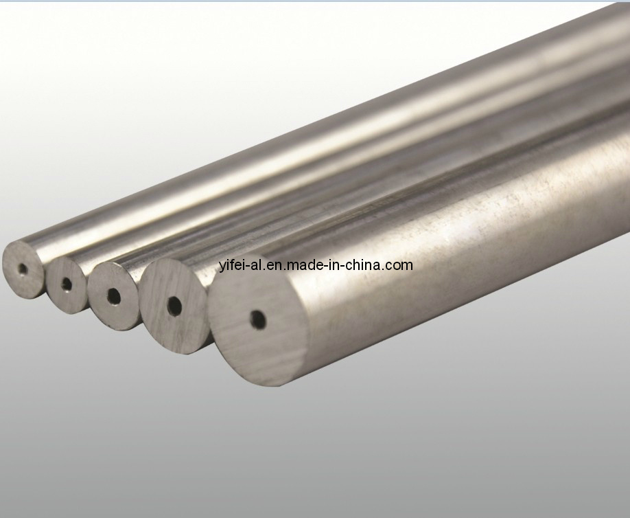 Aluminum/Aluminium Alloy Extrution Anodized Pneumatic Profile for Cylinder