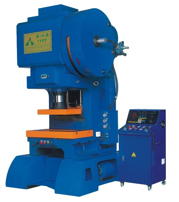 High Speed Punching Press Machine (110ton)