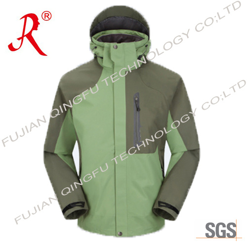 China Winter Tech Ski Jacket for Outdoor Clothing (QF-661)