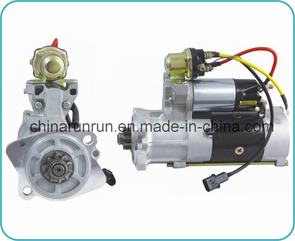 Starter Motor for Mitsubishi S6e (M008T60871 24V 5.5kw 10t)