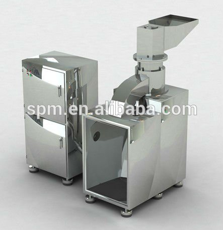 Dust Collecting Coarse Crusher