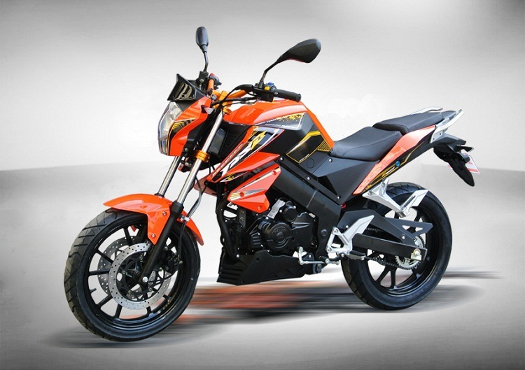 Hotsale Ktm Racing Motorcycle Cruiser Motorbike 150cc 250cc (HD200-20)