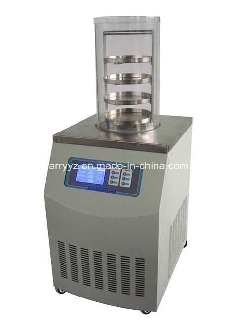 Lgj-12 Lab Freeze Dying Machine & Lyophilizer & Freeze Dryer