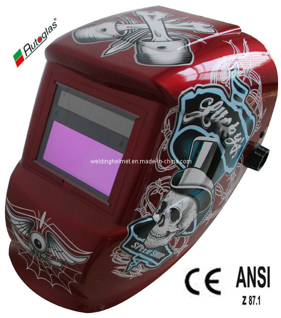 AAA Battery/En379/Large Space Welding Mask (H1190TB)