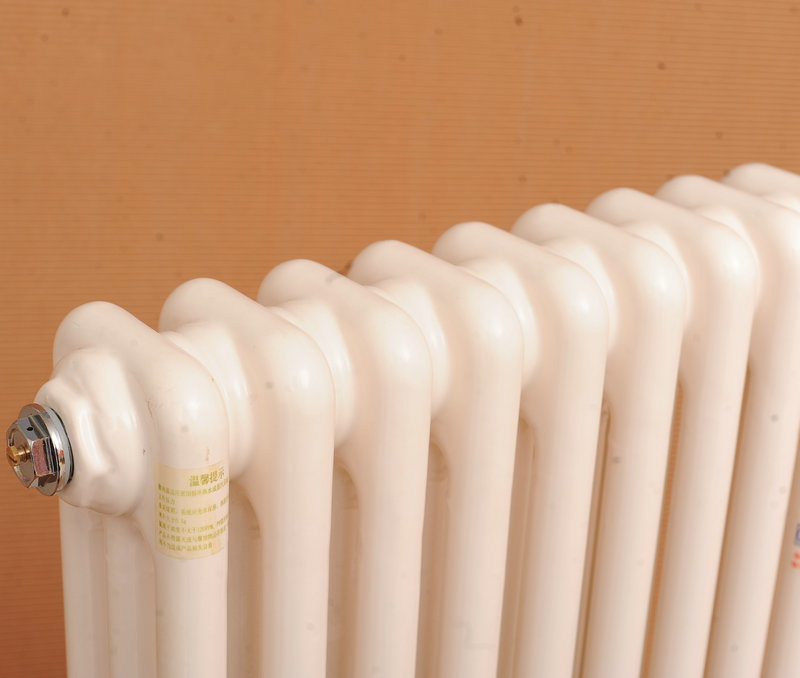 Hot Water System Heating Aluminum Radiator