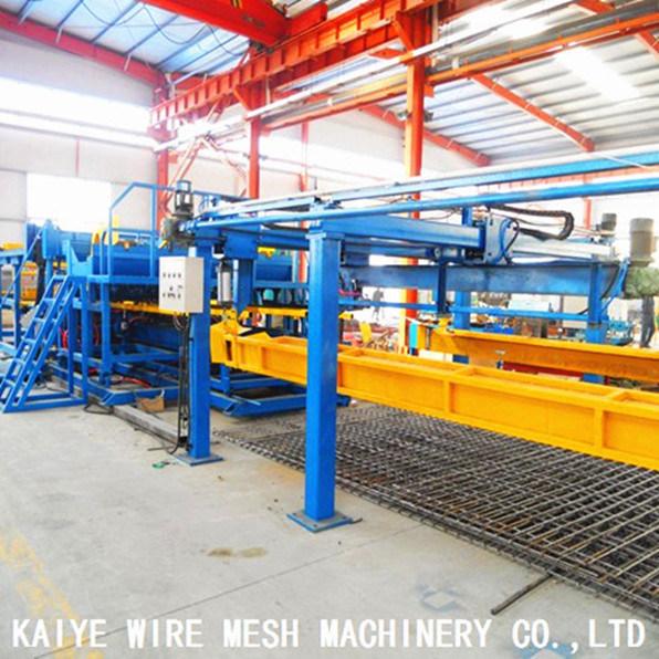 Construction Steel Mesh Welding Machine