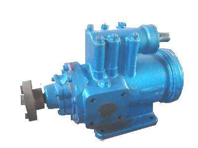 3gcl Vertical Three Screw Oil Pump