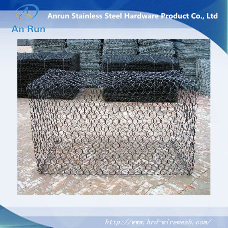 Welded Wire Mesh Gabion for Park, Lake (anping factory)