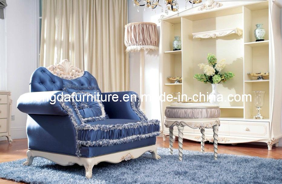 China European Style Living Room Furniture Classical Sofa JLBH033 China L
