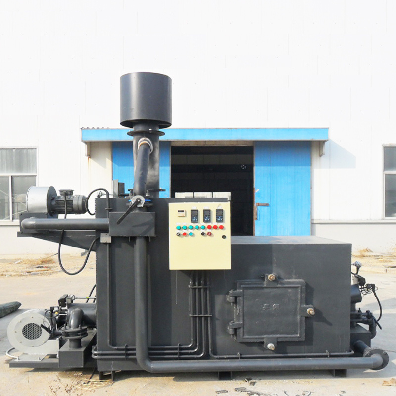 Solid Rubbish Incinerator with Ce Recognition