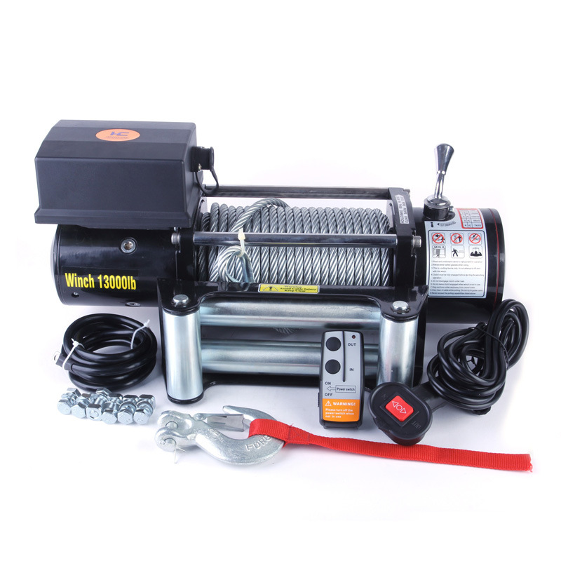 Truck Winch 13000lb CE Approved (SEC13.0)