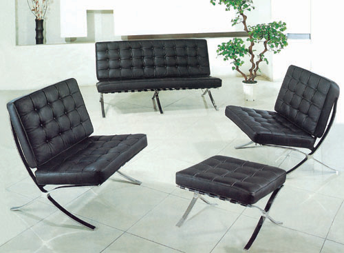 Office Sofa (S-085)
