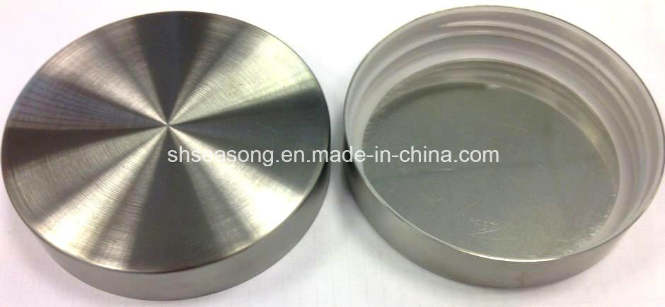 Stainless Steel Bottle Cover / Bottle Cap / Screw Lid (SS4517)