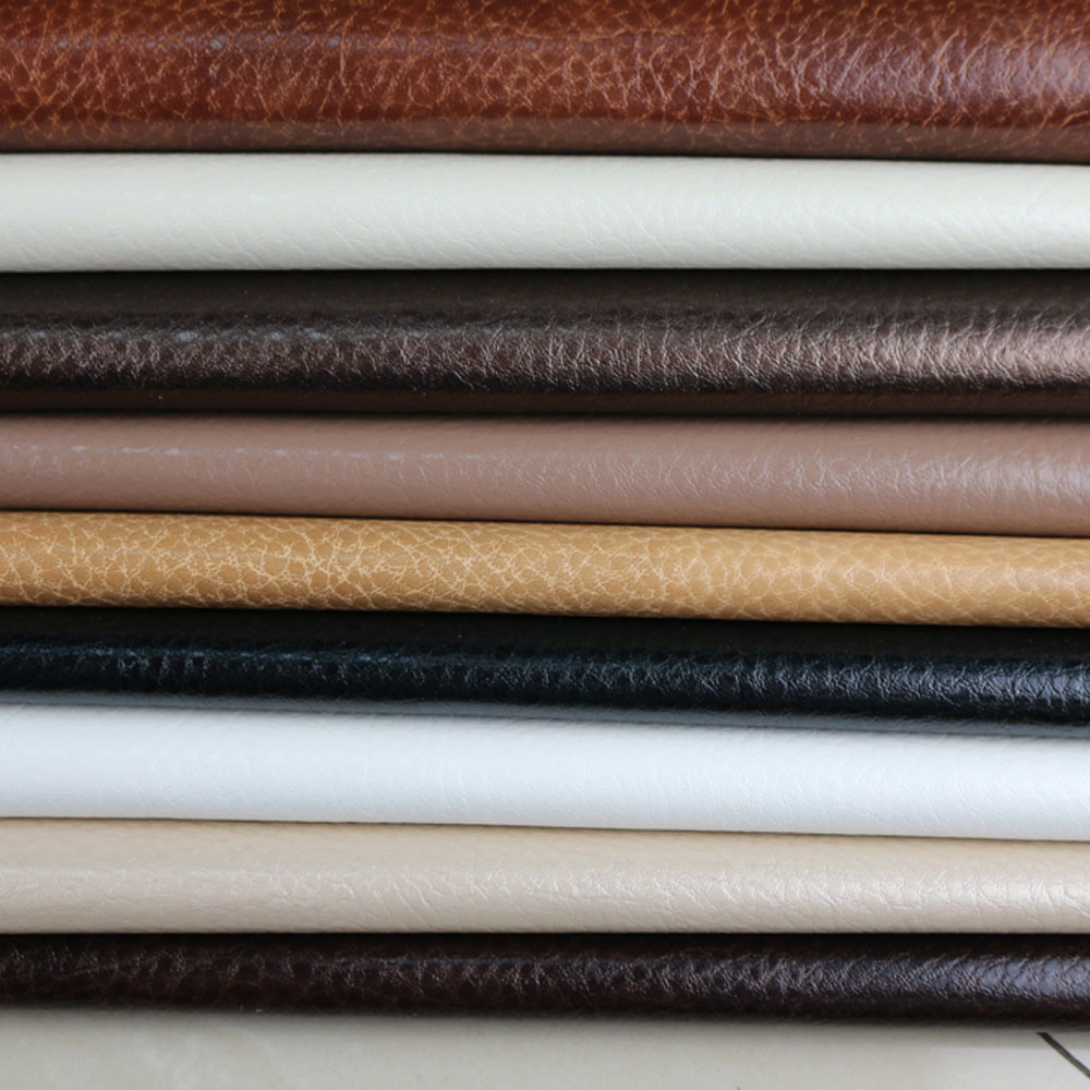 PU Leather Sofa Furniture Car Seat Cover Interior Upholstery Leather