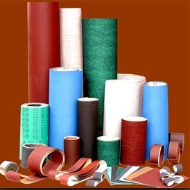 Coated Abrasives - Sanding Paper/Cloth/Roll