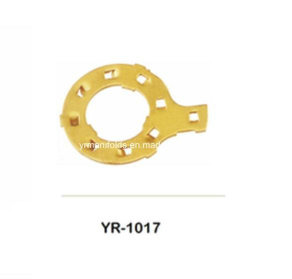 Brass or Bronze Forging Impeller for Water Pumps