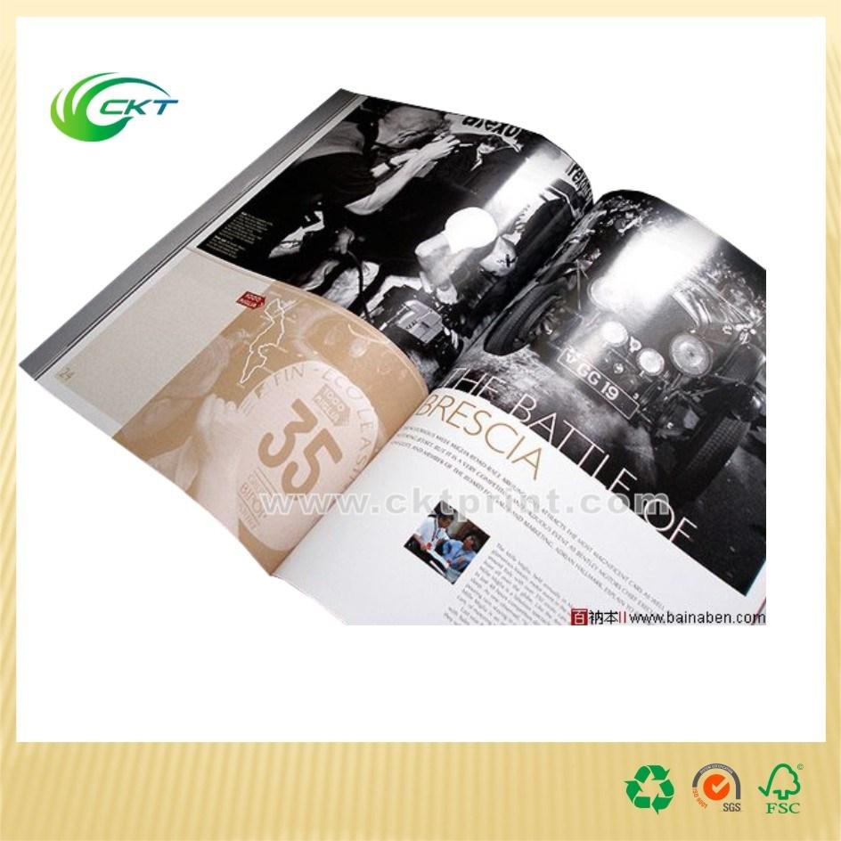 High Quality Printing Magazine (CKT-BK-824)