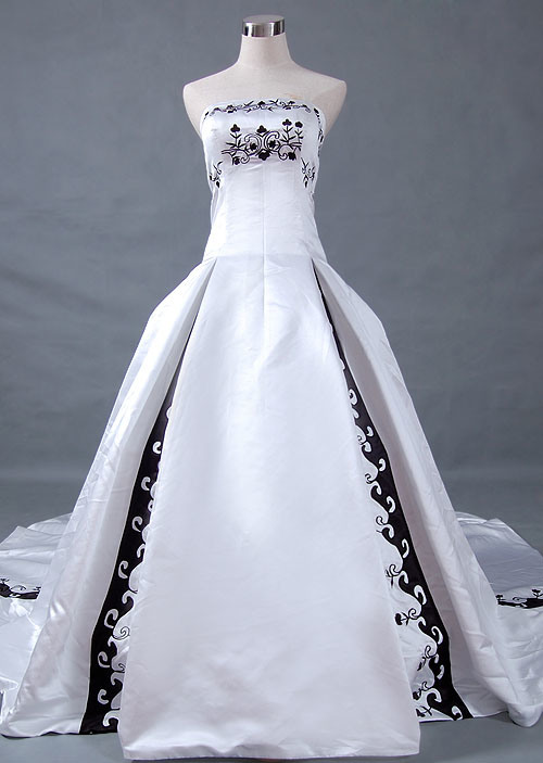China Custom Make She Shopping Wedding Dresses