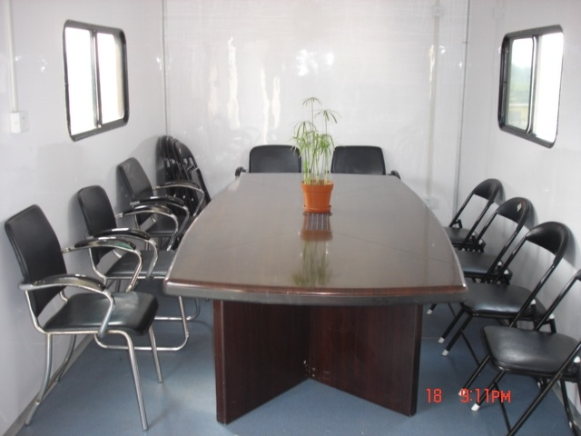 FRP Container Office