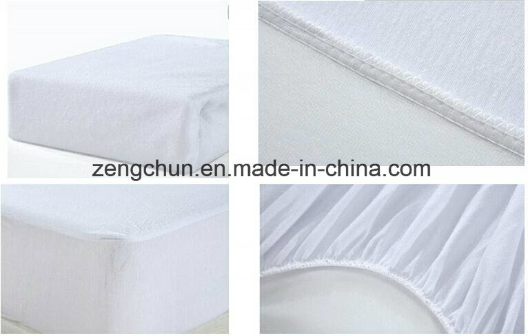 100% Polyester Terry Waterproof Mattress Protector