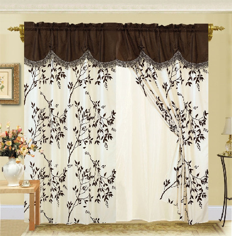 for modern window curtains