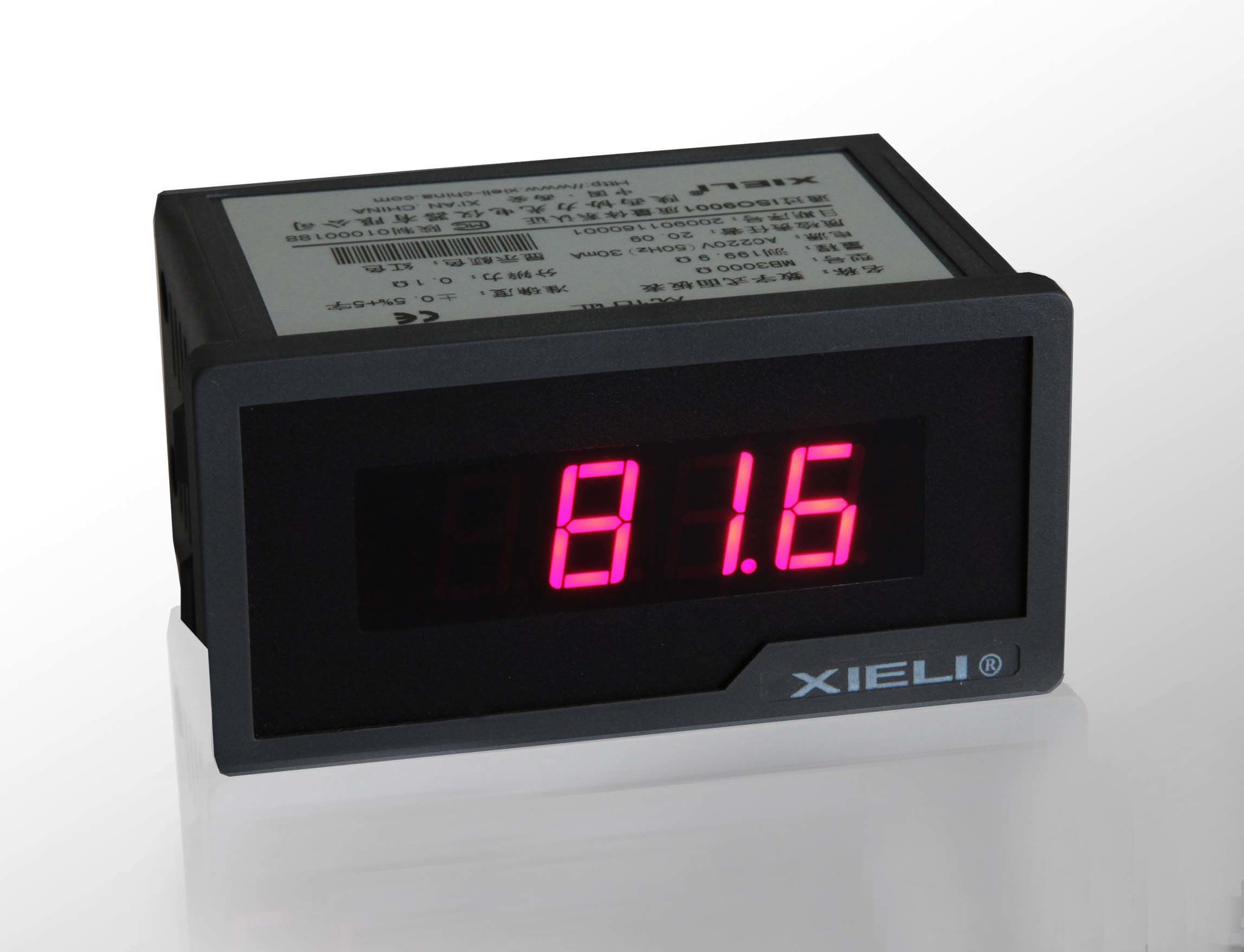 Line Powered Digital Voltmeter : China ac v power voltmeter digital