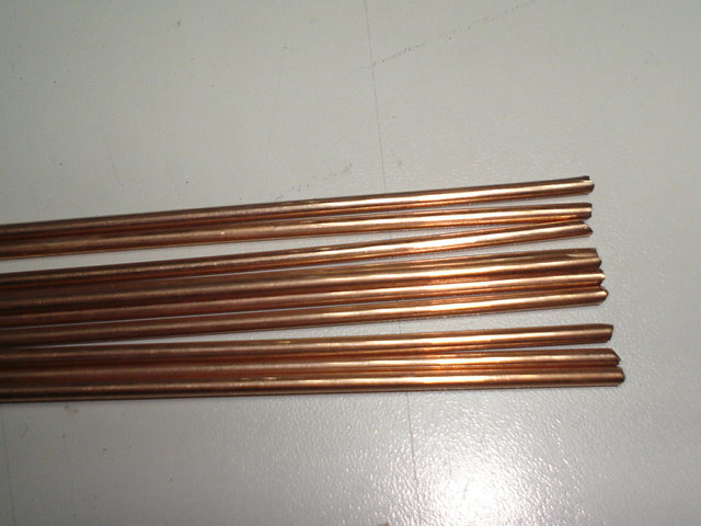 China phos copper brazing rod bcup tc