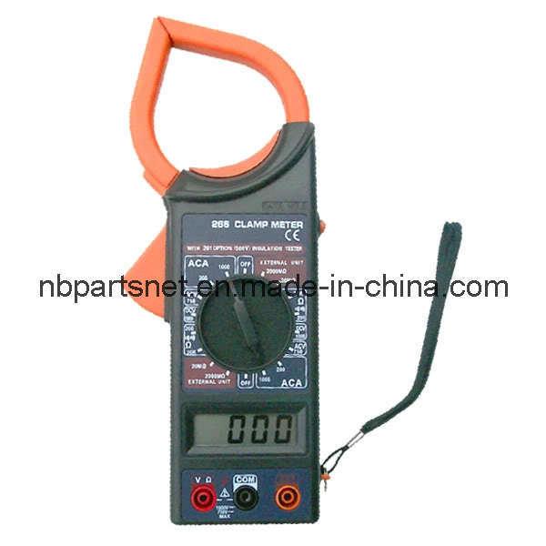 Using Digital Clamp Meter : China digital clamp meter ac