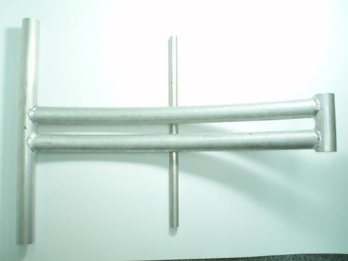 Aluminium Massage Chair Frame (HF010)