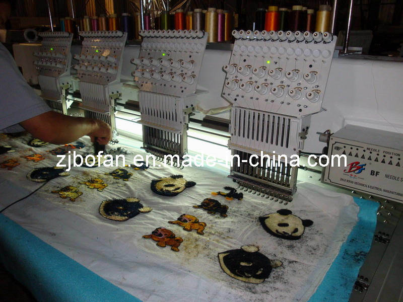 Tufting Embroidery Machine (1204)