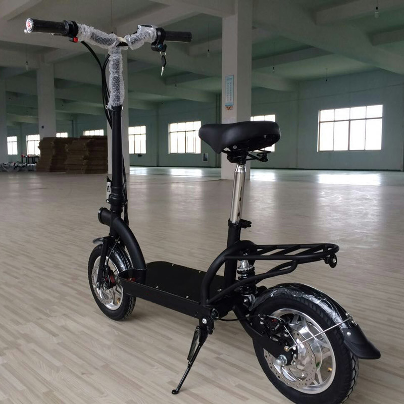 EEC Type New Foldable Bike 300W Electric Scooter Es8002