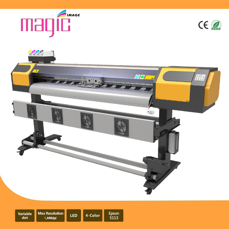 1.6m Fast Speed Sublimation Transfer Paper Printer with Epson 5113