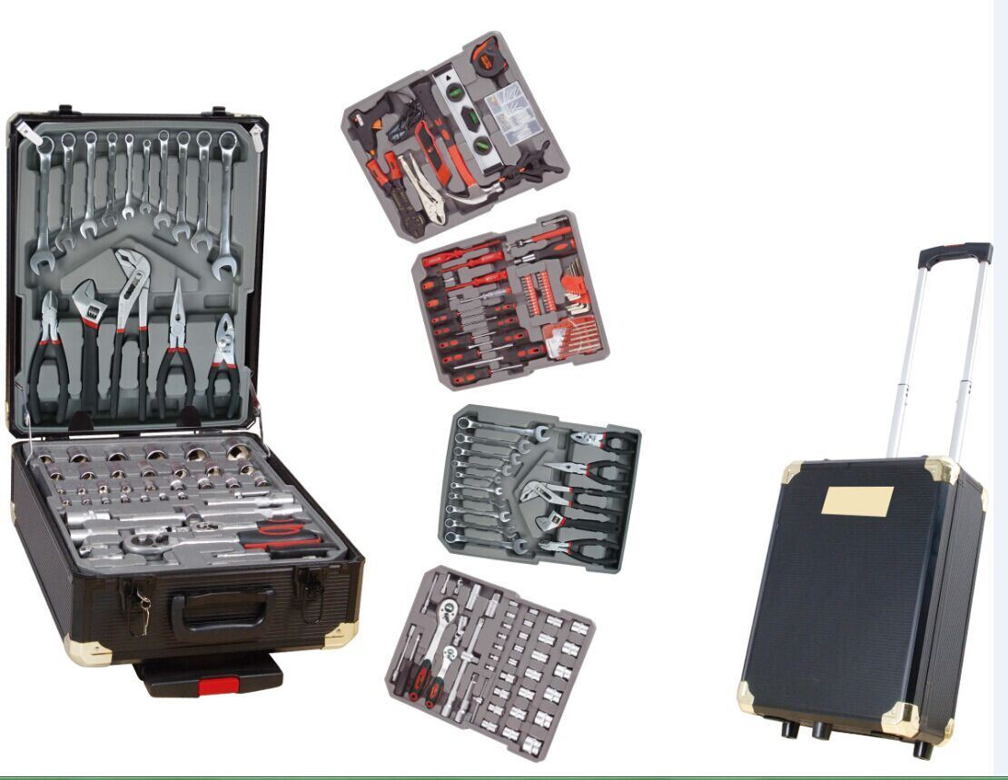 186 PCS Kraftwelle Hand Tool for Auto Repair