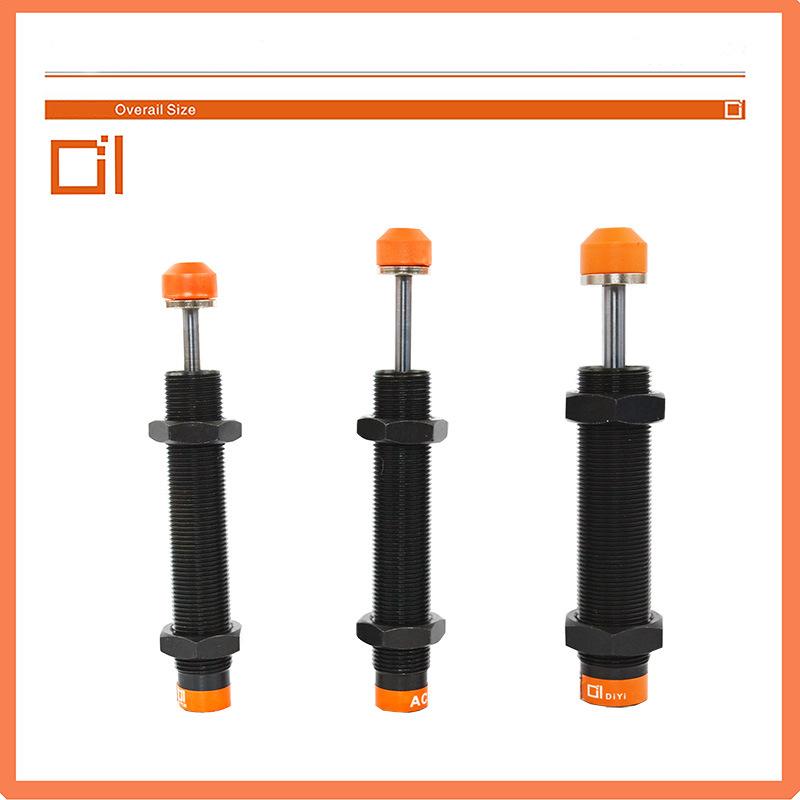 AC1425 Hydraulic Miniature Shock Absorber