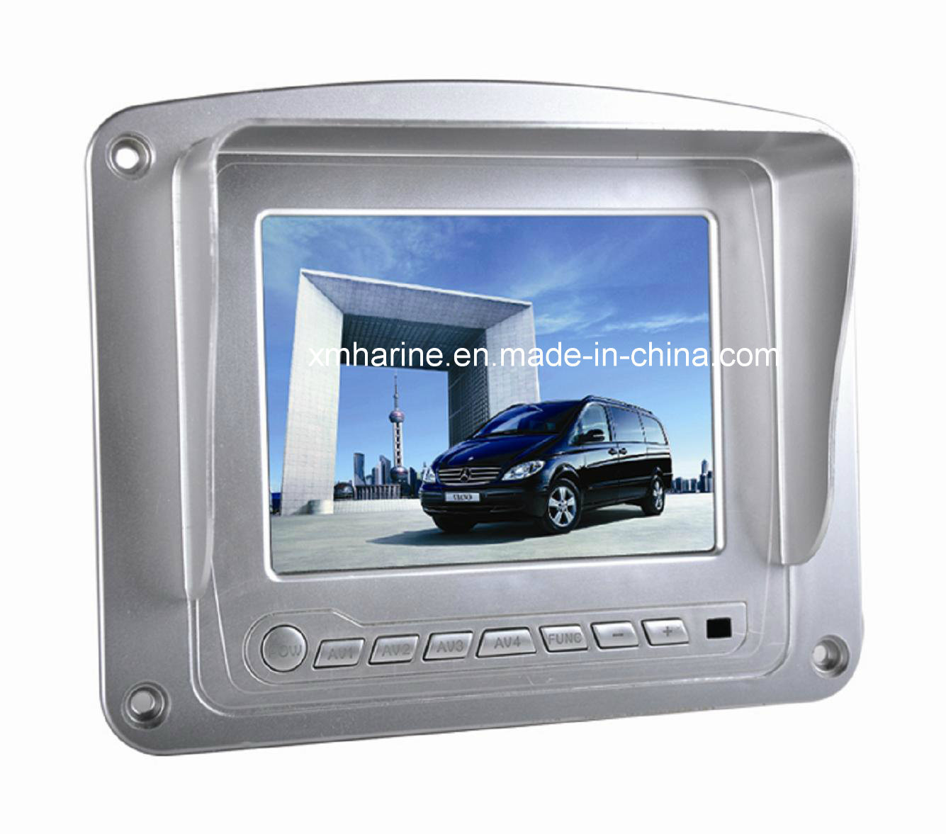 Color CCTV Parking Rear View System