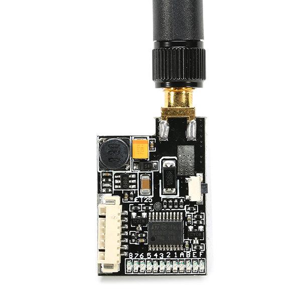 Et25r Fpv 5.8g 40CH 25MW Mini Transmitter with Raceband Race