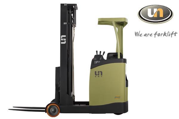 Sit-on Reach Forklift Truck