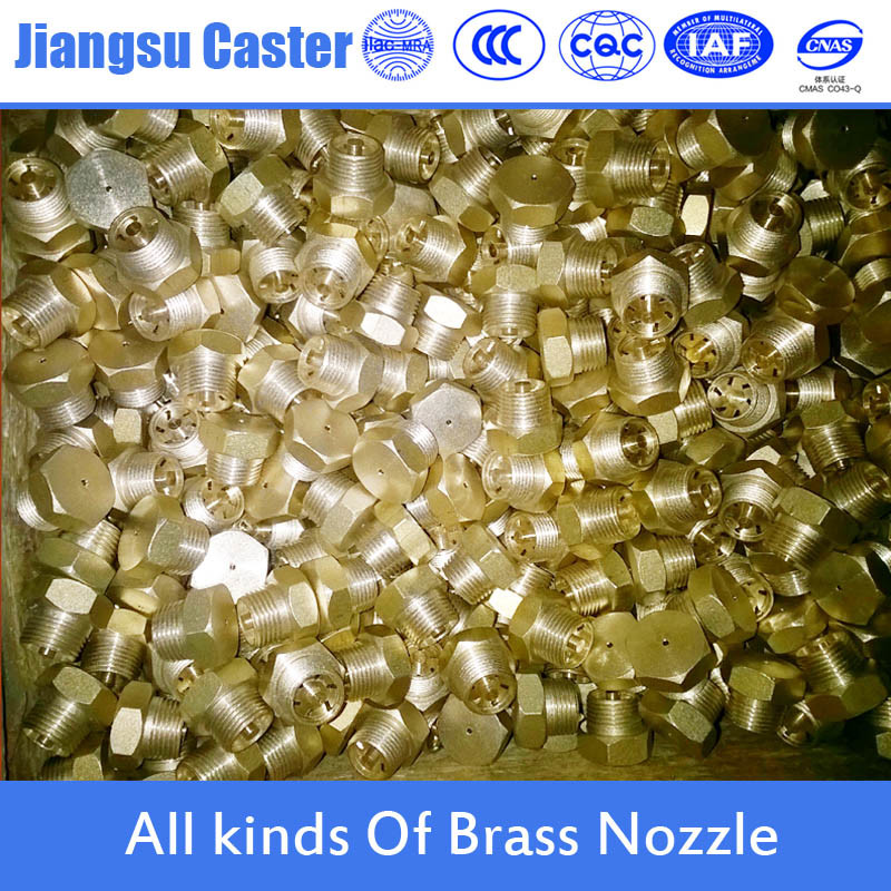 Direct Factory Supply Brass Air-Water Atomizing Nozzle